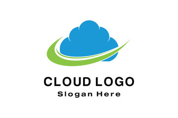 CLOUD LOGO DESIGN