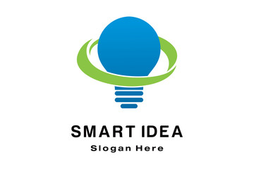 SMART IDEA LOGO DESIGN
