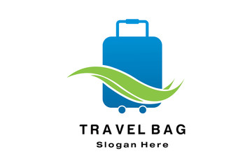 TRAVEL BAG LOGO DESIGN