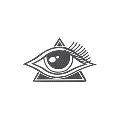 one eye of freemasonry