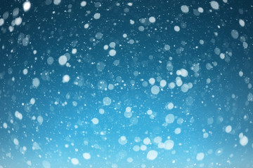 a snow  on the black backgrounds