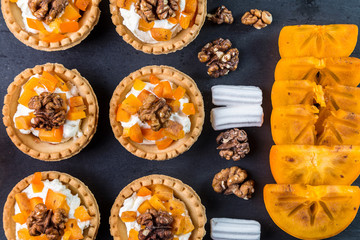 Image with tartlets.
