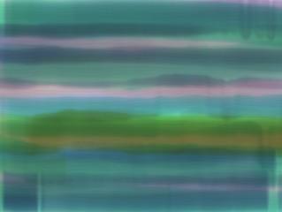 Landscape background illustration multicolor