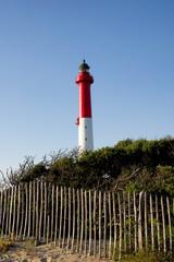 Le phare de La Coubre à La Tremblade, Charente Maritime