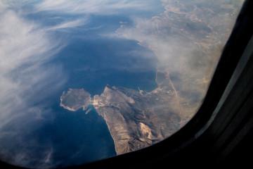 Immagini aeree - Pianura Padana