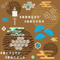 Japanese pattern68
