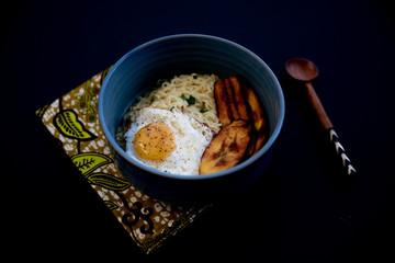 African noodle bowl