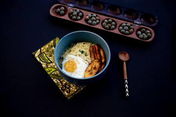 Noodle and plantain