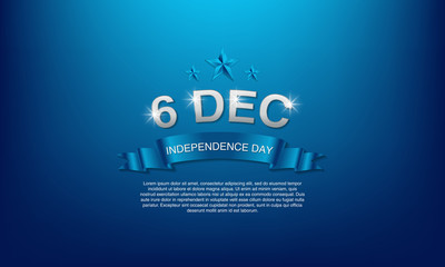 Finland independence day December 6th