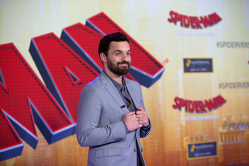 """Cast members attends the world premiere for the movie """"Spider-Man: Into the Spider-Verse"""" in Los Angeles"""