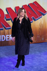 """Producer Christina Steinberg attends the world premiere for the movie """"Spider-Man: Into the Spider-Verse"""" in Los Angeles"""
