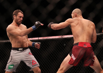 MMA: UFC Fight Night-Adelaide-Kuchenko vs Okami