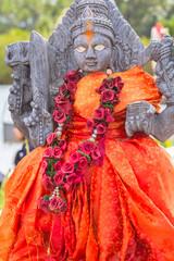 Divinité hindoue, Gra Bassin, Île Maurice