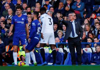 Premier League - Chelsea v Fulham