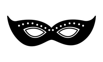 mask carnival celebration icon