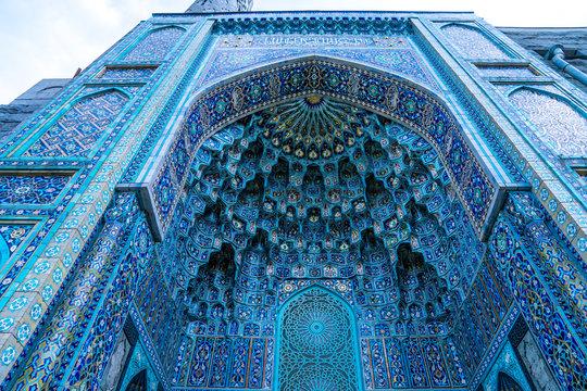Saint Petersburg Mosque Door