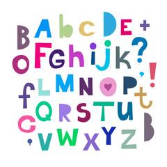 Funny alphabet2
