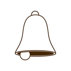 bell isolated icon