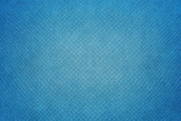 Blue dotted grunge texture, background