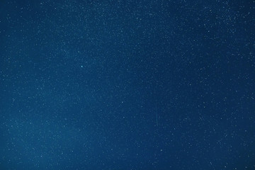 Night sky backgrounds with stars and clouds