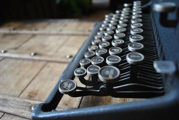 Maszyna do pisania - fototapety na wymiar
