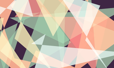 Colorful geometric backdrop wallpaper. retro pattern background.