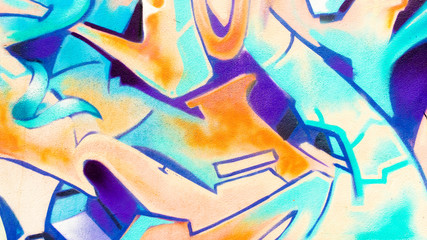 Graffiti Lines and Colours 2