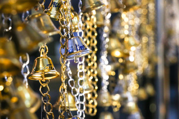 Bells small on night at the market