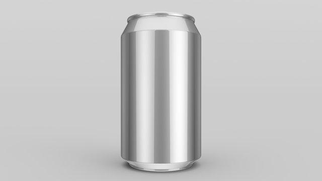 Canette aluminium