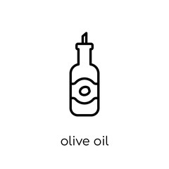 Olive oil icon from collection.