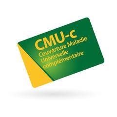 Couverture maladie universelle complémentaire (CMU-C)