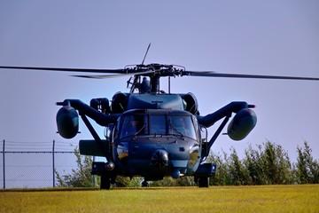 航空自衛隊救難訓練
