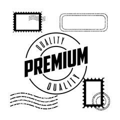 premium quality template