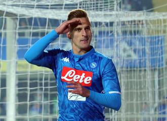 Serie A - Atalanta v Napoli