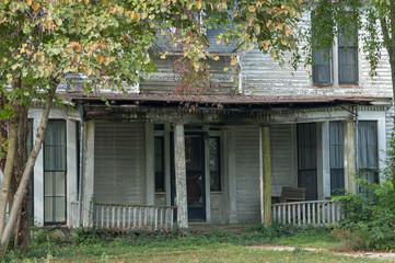 Broken Old Home