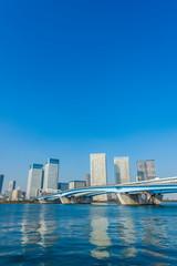晴海の風景 Landscape of Tokyo city
