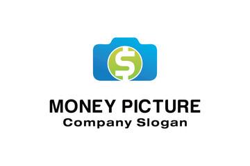MONEY PICTURE LOGO DESIGN