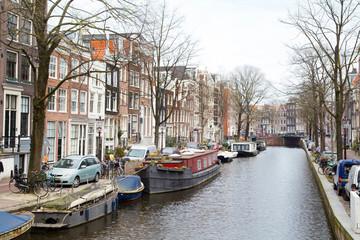 The Jordaan district in Amsterdam