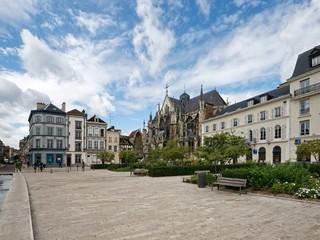 Frankreich - Troyes - Platz der Befreiung