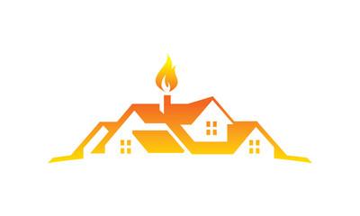 Fire Real Estate icon
