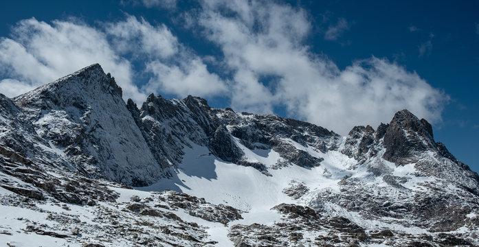 Wind River Range Snow