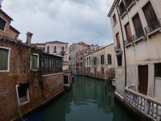 Venetian Canal at noon