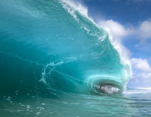Fototapete - ocean power