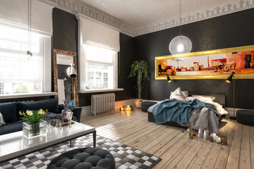 Luxus Apartment