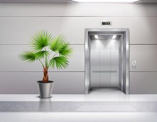 Elevator Hall Interior