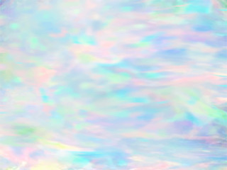Opal gemstone background. Trendy Vector template for holiday des