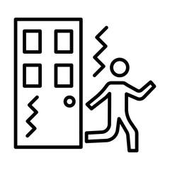 Scape vector icon