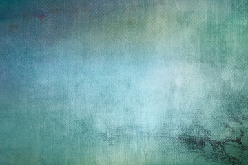 Blue grungy background or texture
