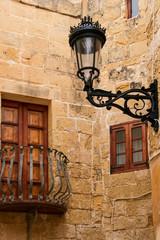 Old Alley of Victoria, Gozo, Malta