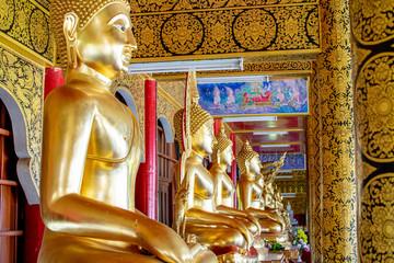 Yellow Buddha Buddhism As sacred